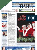 December 3, 2010 Strathmore Times