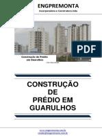 Construção de Prédio Em Guarulhos