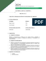 INFORME DEL CIRCUITO Y PROGRAMACIÓN DE UN SEMAFORO CON ARDUINO