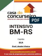 Apostila Capitão da BM. Eca André Vieira