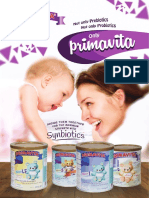 PRIMAVITA baby formula in Qatar