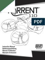 torrent-110-BLH04050-Manual-FR