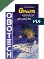 01 Saga Robotech Genesis