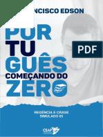 Regência e crase - SIMULADO 05.pdf