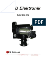 Manual Rotator Big Ras