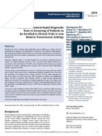 the-role-of-malaria-rapid-diagnostictests-in-screening-of-patients-tobe-enrolled-in-clinical-trials-in-lowmalaria-transmission-set.pdf