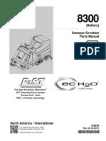 Manual de parte Barredora Tennant 8300.pdf
