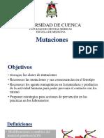 Seminario Mutaciones