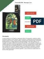 Descargar Leer Download Read. Descripción. Magia Medieval (Tabla de Esmeralda) PDF - Descargar, Leer English Version