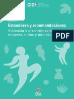 Anexo 1 estándares y recomendaciones