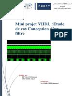 Mini projet VHDL