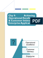1.achieveing operational excellency ch09