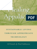 Healing Appalachia - Sustainable Living Through Appropriate Technology