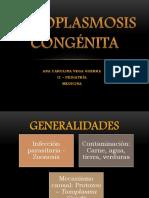 TOXOPLASMOSIS CONGÉNITA.pptx