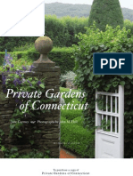 Private Gardens of Connecticut by Jane Garmey - Excerpt
