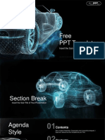 Eco Friendly Electric Car PowerPoint Templates.pptx