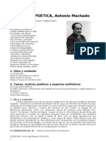 07 - Antología de Antonio Machado, pt. 1
