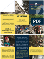 Outdoor Adventures Brochure - Multi Colour
