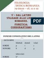fonemi latini