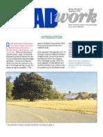 Road Work-Design Standards