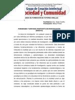 Ensayo, Belkys Piñate, PARADIGMA Y ENFOQUE POSITIVISTA EN INVESTIGACIÓN.docx