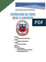 EXPORTACION DE TARWI A LA CIUDAD DE SALTA ARGENTINA.pdf