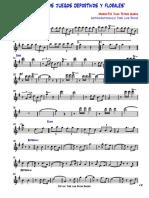 HIMNOS DE LOS JUEGOS DEPORTIVOS Y FLORALES - 1er Clarinete en Sib - 2018-02-15 1008 - 1er Clarinete en Sib