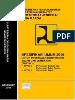 SE DJBM 06 2019_Spesifikasi Umum 2018 (Revisi 1).pdf