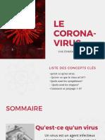 Le corona-virus