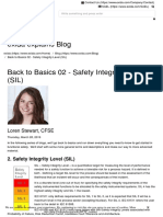 Back to Basics 02 - Safety Integrity Level (SIL) _ exida