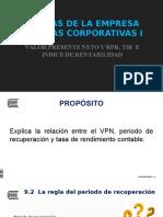 Sesión 8 - Finanzas Corporativas I.pptx