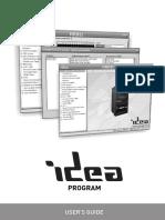 idea -User guide