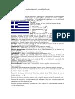 Analiza Conjuncturii Economice a Greciei