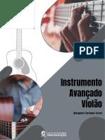 e-Book - Instrumento Avançado (Violão)