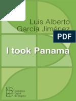 I took Panama