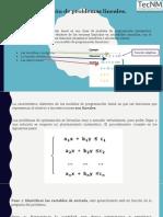 Formulacion de problemas del metodo simplex