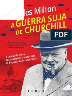 A Guerra Suja de Churchill