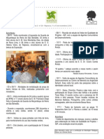 Informativo Raposos Sustentável - Ano 2 - nº 26