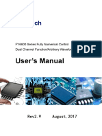FY6600 Series Users Manual V2.9
