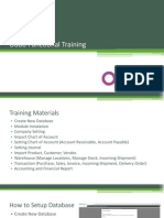 PPT Odoo Functional Training