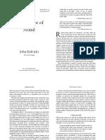 John Kulvicki_the nature of noise