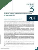 Proyectos de Investigación en Ciencias Sociales ---- (Pg 34--43)