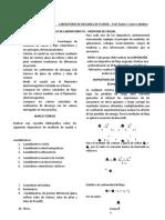 Práctica 2 - Medición de flujo
