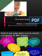 Neuropsicología Infantil presentación