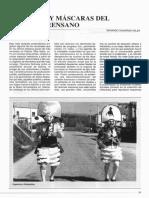 DASAIRAS VALSA, Xerardo, Entroidos y máscaras del sureste orensano