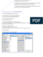 Flashing New PPM (Microsoft Office Word 2003)