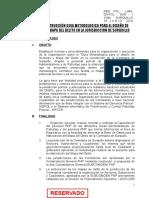 PLAN DE INSTRUCCION DE LA COMISARIA DE SURQUILLO