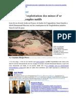 VEN - Mines or Sur Orinoco 060220