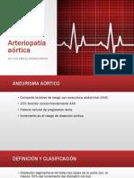 Arteriopatía aórtica
