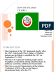 Organization of Islamic Conference (OIC)